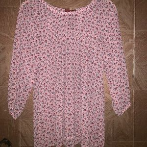 EUC Matilda Jane Blouse size Medium